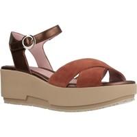Sapatos Mulher Sandálias Stonefly 110330 Laranja