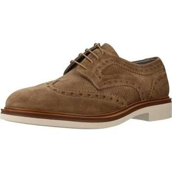Sapatos Homem Sapatos Stonefly ALBY 1 Marron
