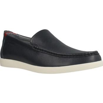 Sapatos Homem Mocassins Stonefly RUSH 1 Azul