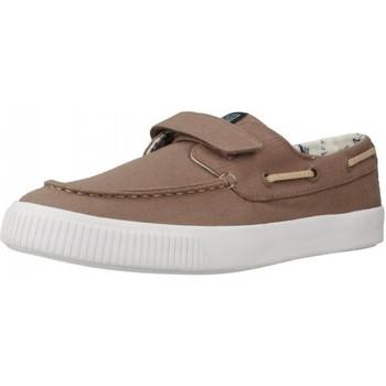 Sapatos Rapaz Sapato de vela Gioseppo 43979G Marron