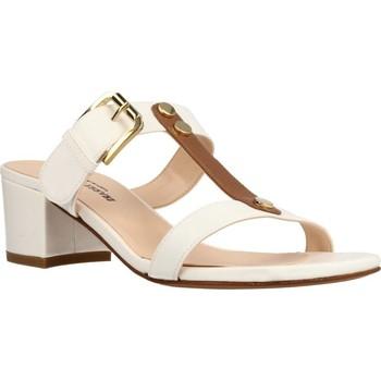 Sapatos Mulher Sandálias Eliza Ferrari 131 50 Branco