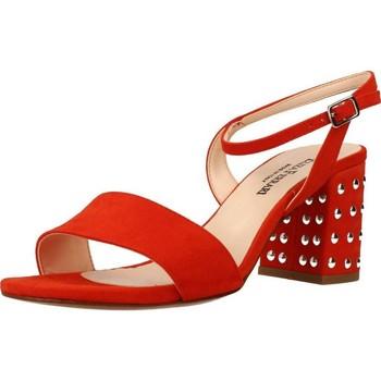 Sapatos Mulher Sandálias Eliza Ferrari 170 60 Laranja
