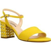 Sapatos Mulher Sandálias Eliza Ferrari 170 60 Amarelo