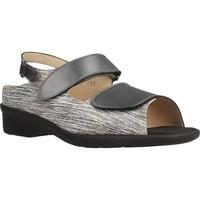 Sapatos Mulher Sandálias Trimas Menorca 852T Silver