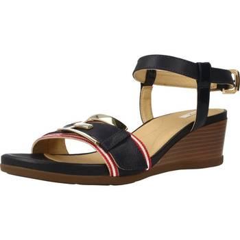 Sapatos Mulher Sandálias Geox D MARYKARMEN Azul
