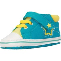 Sapatos Rapaz Sapatilhas de cano-alto Chicco NIAGO Azul