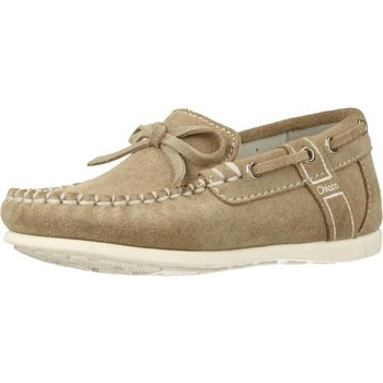 Sapatos Rapariga Sapato de vela Chicco CARLITO Marron