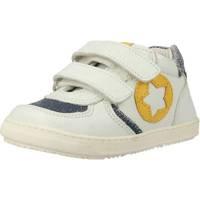 Sapatos Rapaz Sapatilhas Chicco GIGINO Branco