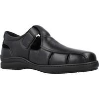 Sapatos Homem Sandálias Pinosos 6008H Preto