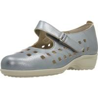Sapatos Mulher Sapatos & Richelieu Pinoso's 7579 G Silver