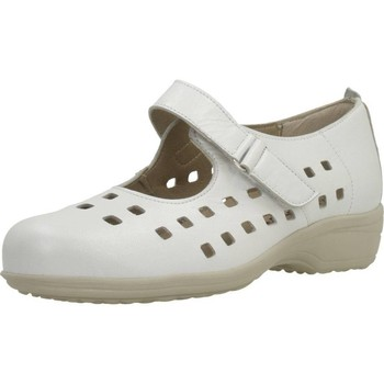 Sapatos Mulher Sapatos & Richelieu Pinosos 7579 G Branco