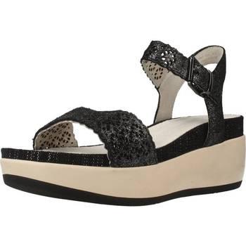 Sapatos Mulher Sandálias Lumberjack BLANCHE Preto