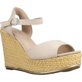 Sapatos Mulher Sandálias Lumberjack ESTELLE Branco