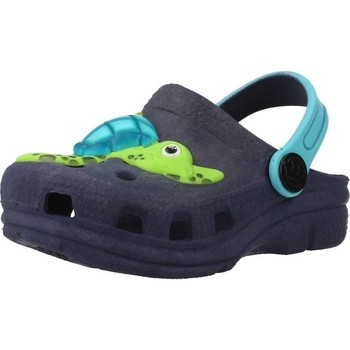 Sapatos Rapaz Tamancos Plugt BABUCHE BABY TARTARUGA Azul