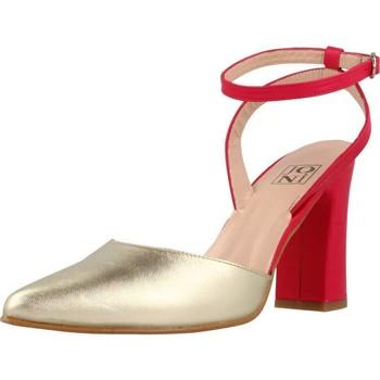 Sapatos Mulher Sandálias Joni 15500 Vermelho