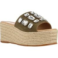 Sapatos Mulher Alpargatas Conchisa LAURA 0504 Verde