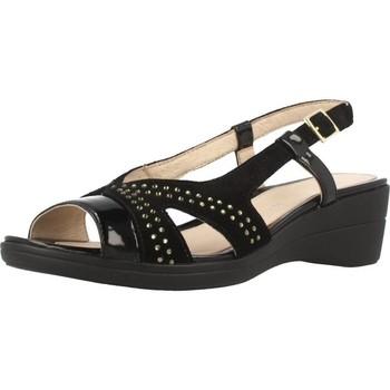 Sapatos Mulher Sandálias Stonefly VANITY III 8 Preto