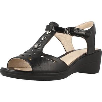Sapatos Mulher Sandálias Stonefly VANITY III 9 Preto