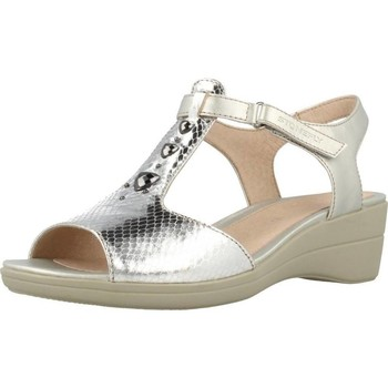 Sapatos Mulher Sandálias Stonefly VANITY III 9 Silver
