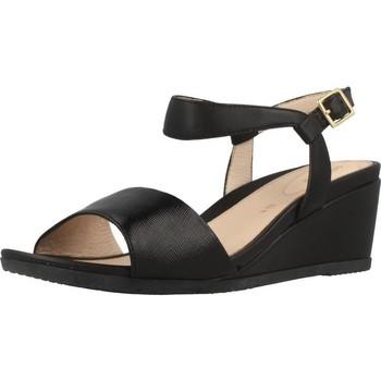 Sapatos Mulher Sandálias Stonefly SWEET III 1 Preto