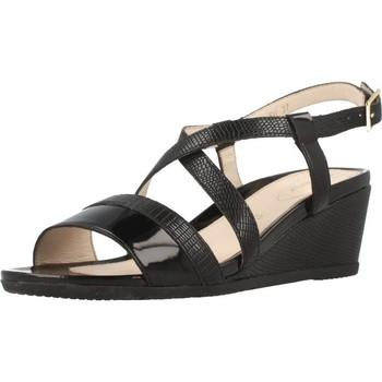 Sapatos Mulher Sandálias Stonefly SWEET III 5 Preto