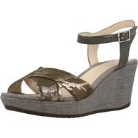 Sapatos Mulher Sandálias Stonefly MARLENE II 5 Cinza