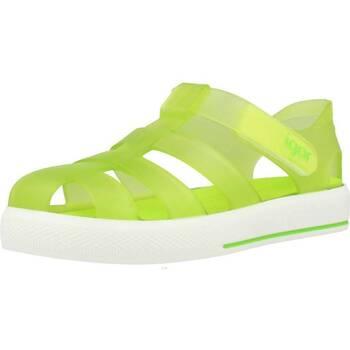 Sapatos Rapaz Sandálias Igor S10171 Verde