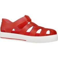 Sapatos Rapaz Sandálias Igor S10171 Vermelho