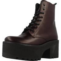 Sapatos Mulher Botas Alpe 3920 30 Vermelho