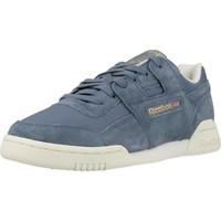 Sapatos Mulher Sapatilhas Reebok Sport WORKOUT LO PLUS Azul
