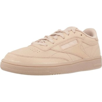 Sapatos Mulher Sapatilhas Reebok Sport CLUB C 85 Marron