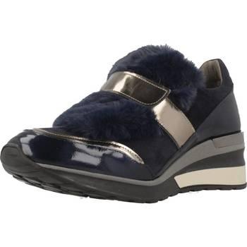 Sapatos Mulher Sapatilhas Angel Infantes 592A Azul