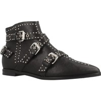 Sapatos Mulher Botas baixas Janet&Janet WANDA42002 Preto