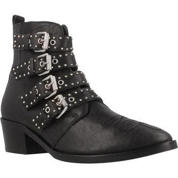Sapatos Mulher Botins Janet&Janet WANDA42207 Preto