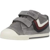 Sapatos Rapaz Sapatilhas de cano-alto Chicco 1060434 Cinza