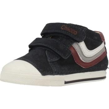 Sapatos Rapaz Sapatilhas de cano-alto Chicco 1060434 Azul