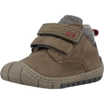 Sapatos Rapaz Sapatilhas de cano-alto Chicco DRIM Marron