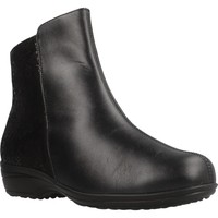Sapatos Mulher Botas baixas Pinosos 7656 H Preto