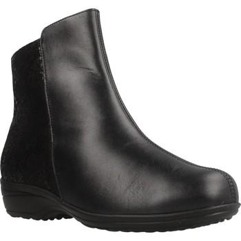 Sapatos Mulher Botas baixas Pinoso's 7656 H Preto