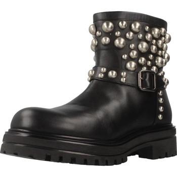 Sapatos Mulher Botas baixas Albano 8036AL Preto