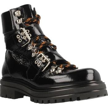 Sapatos Mulher Botins Albano 8056AL Preto