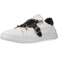Sapatos Mulher Sapatilhas Albano 8141AL Branco