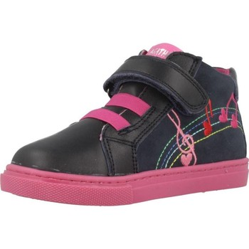 Sapatos Rapariga Sapatilhas de cano-alto Agatha Ruiz de la Prada 181916 Azul