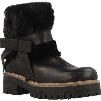 Sapatos Mulher Botas baixas Elena 38002C Preto