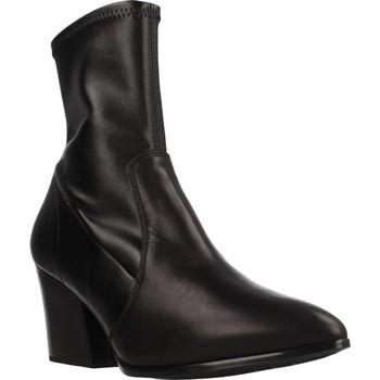 Sapatos Mulher Botins Unisa LABIAL NA Preto