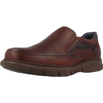 Sapatos Homem Mocassins Fluchos F0249 Marron
