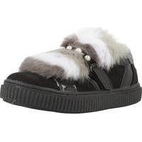 Sapatos Rapariga Sapatilhas Lulu SILUANA Preto