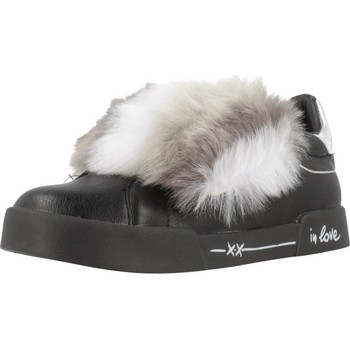 Sapatos Rapariga Sapatilhas Replay JS220004S Preto