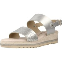 Sapatos Mulher Sandálias Carmela 66161C Silver