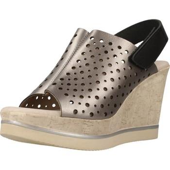 Sapatos Mulher Sandálias Carmela 66165C Cinza